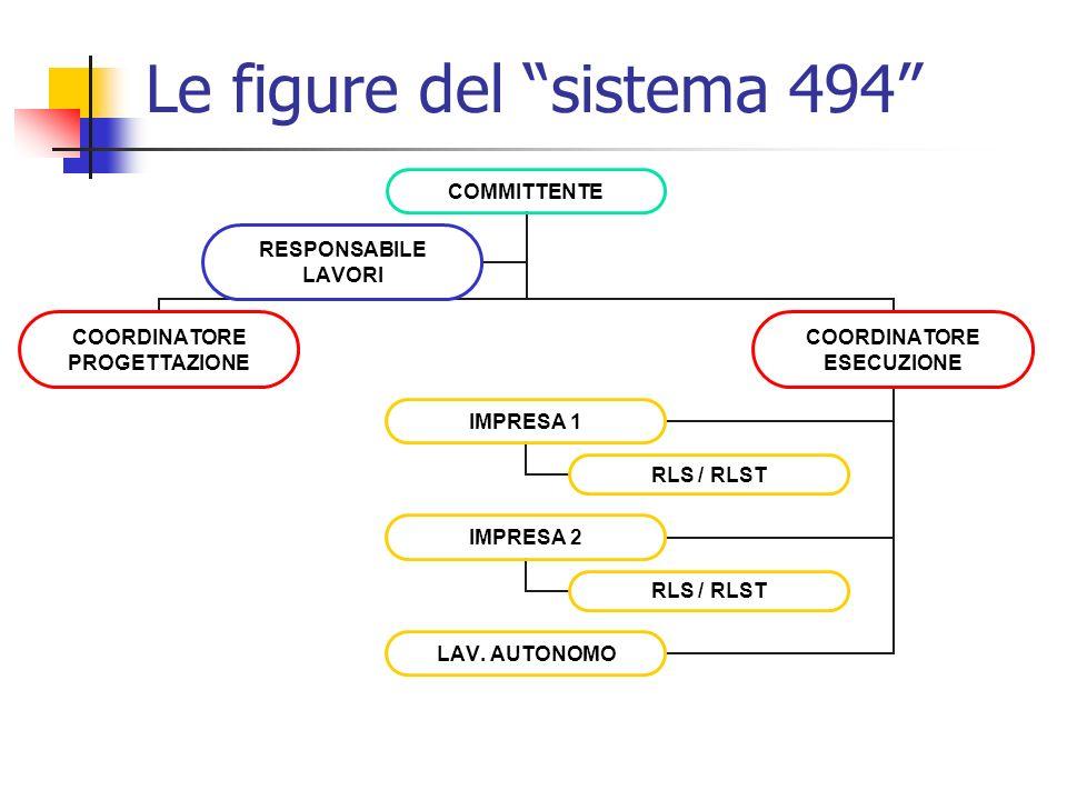 Le figure del sistema 494