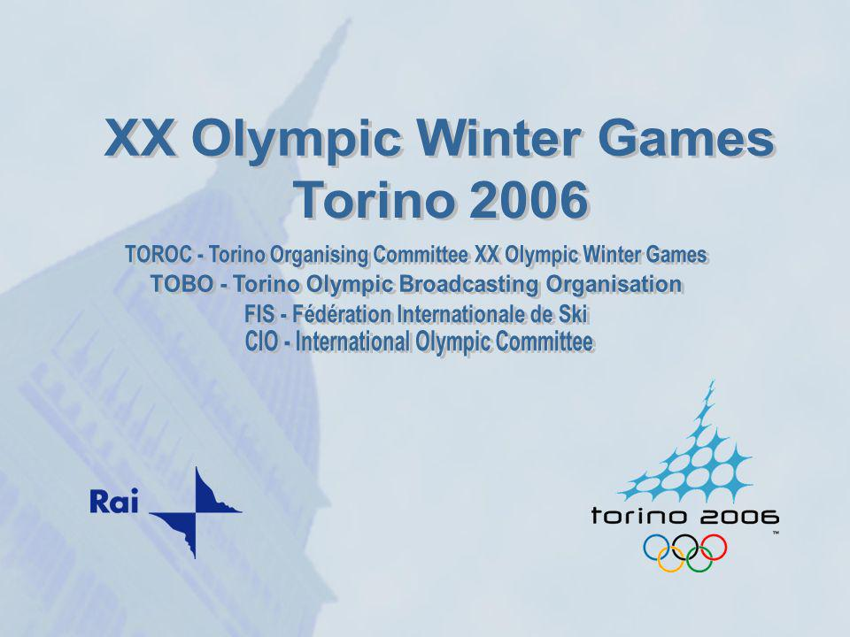 XX Olympic Winter Games Torino 2006