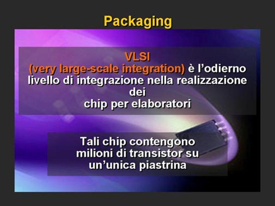 50 – 100 milioni di transistor per chip