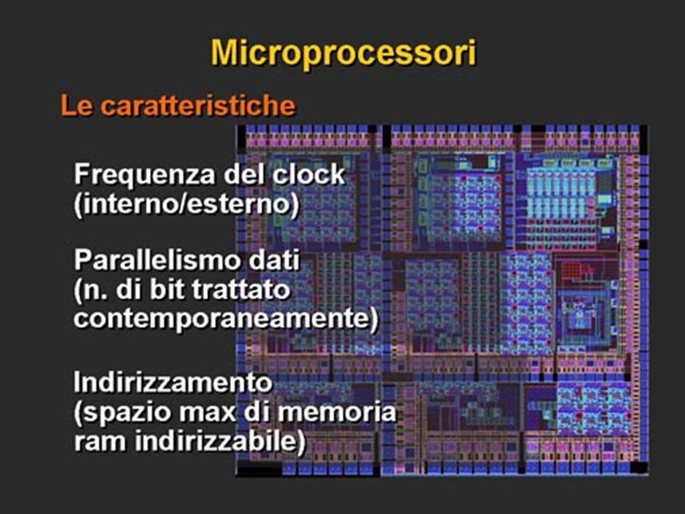 Parallelismo Es. pallottoliere a 16 o 32 bit lo stesso per la comunicazione