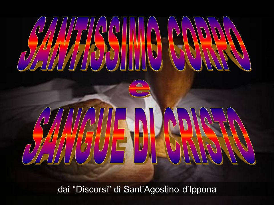 dai Discorsi di Sant'Agostino d'Ippona
