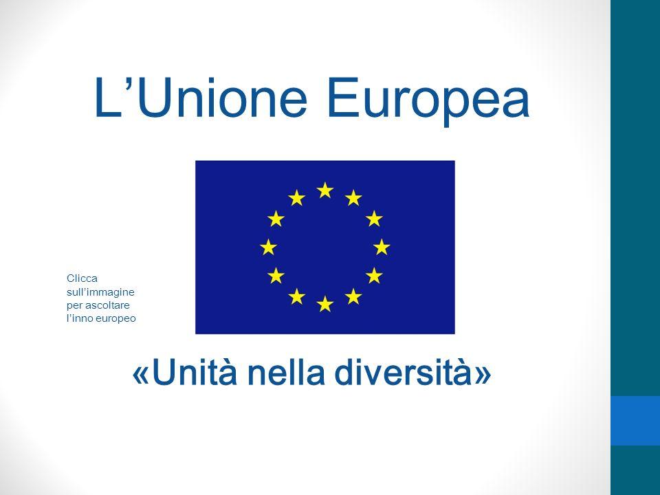«Unità nella diversità»