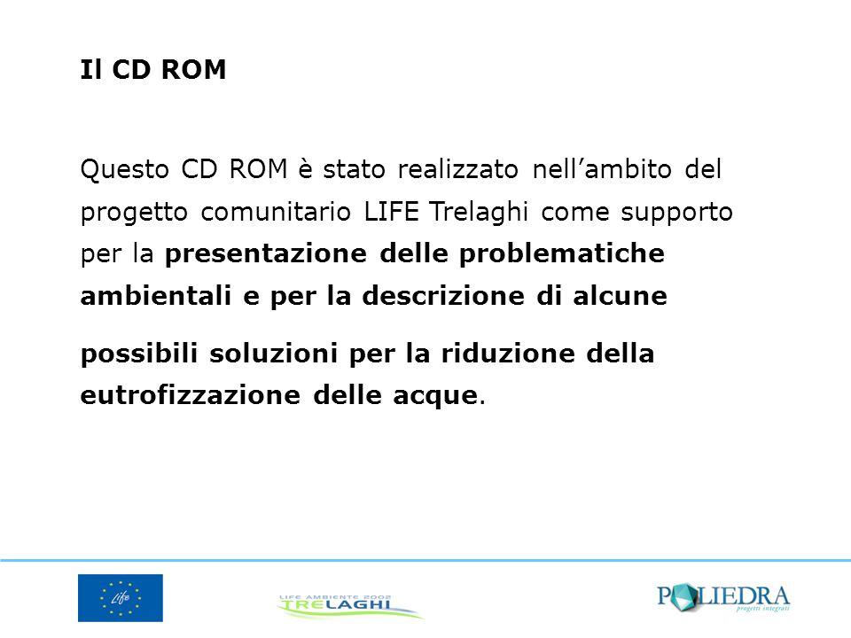 Il CD ROM