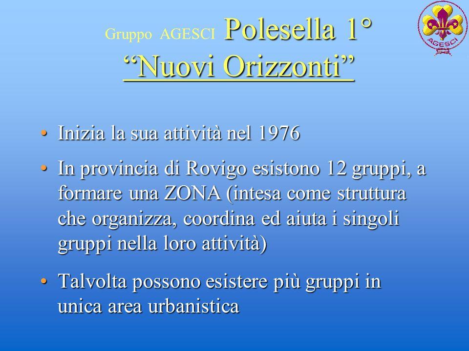 Gruppo AGESCI Polesella 1°