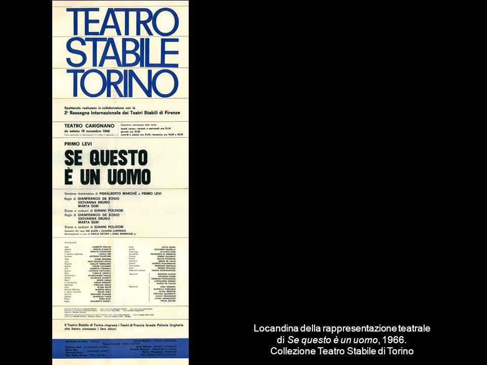 Collezione Teatro Stabile di Torino