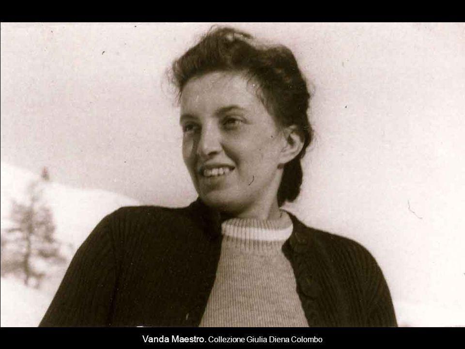 Vanda Maestro. Collezione Giulia Diena Colombo