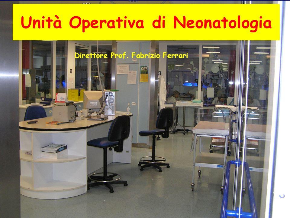Unità Operativa di Neonatologia
