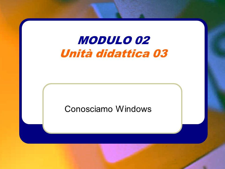 MODULO 02 Unità didattica 03