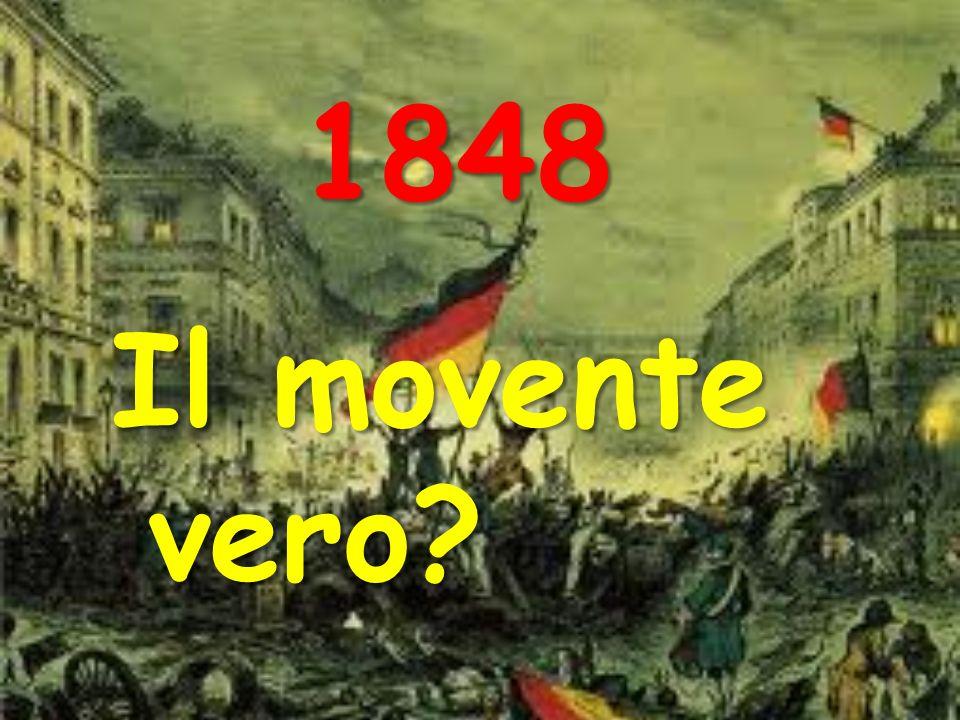 1848 Il movente vero