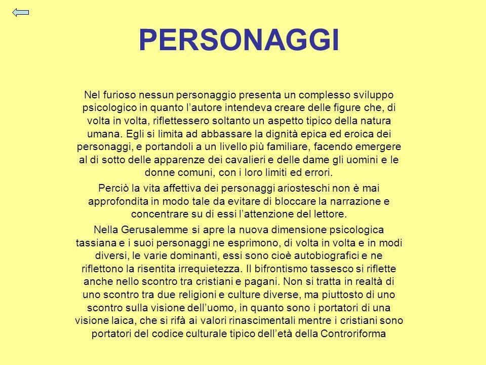 PERSONAGGI