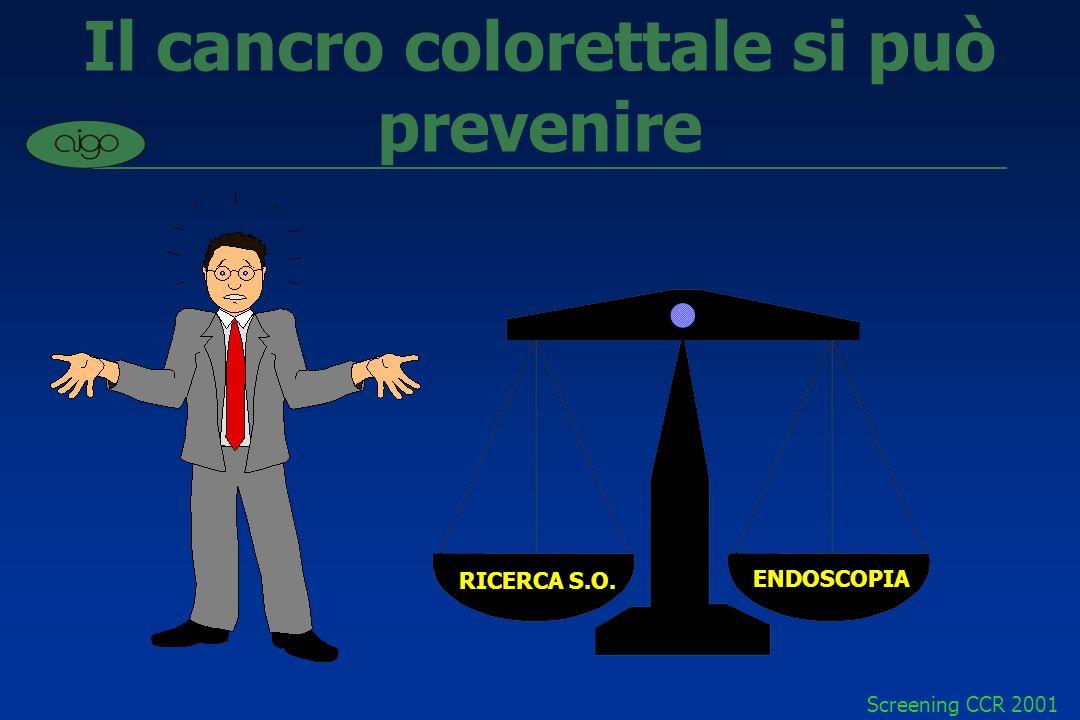Il cancro colorettale si può prevenire