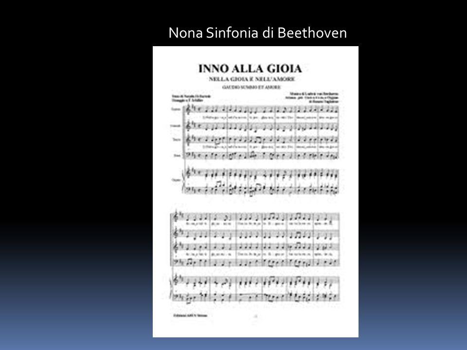 Nona Sinfonia di Beethoven