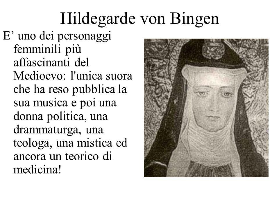 Hildegarde von Bingen
