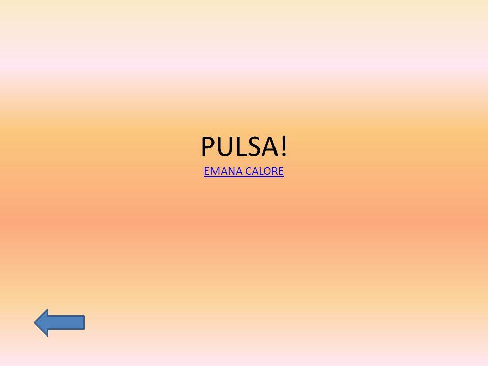 PULSA! EMANA CALORE
