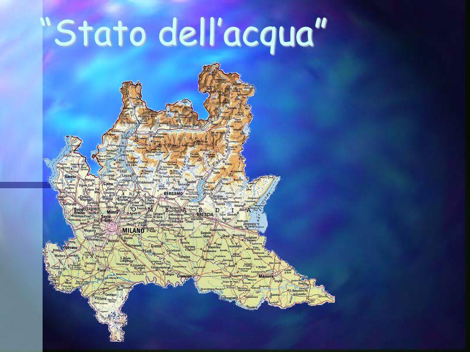Stato dell'acqua 1