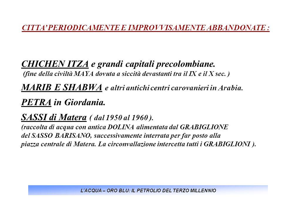 CHICHEN ITZA e grandi capitali precolombiane.