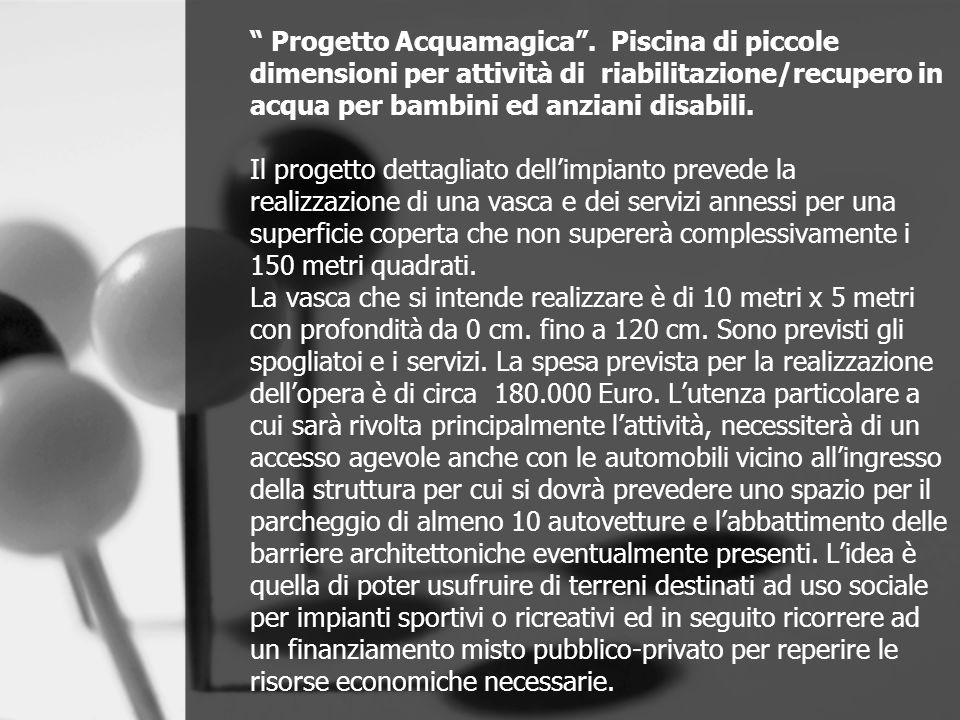 Progetto Acquamagica