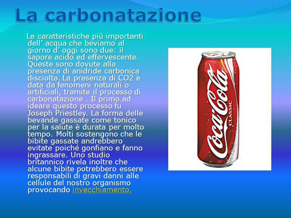 La carbonatazione