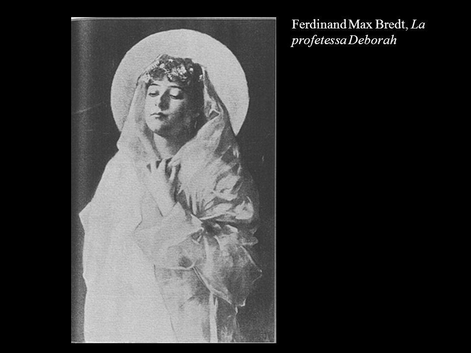 Ferdinand Max Bredt, La profetessa Deborah