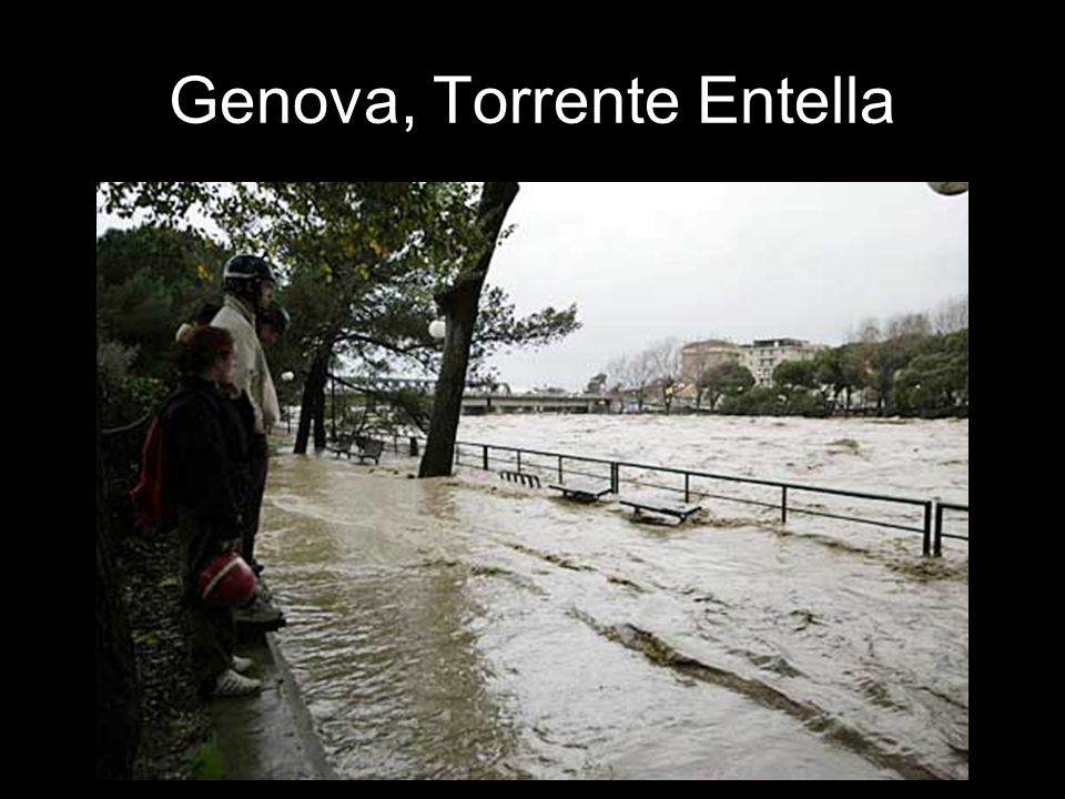 Genova, Torrente Entella