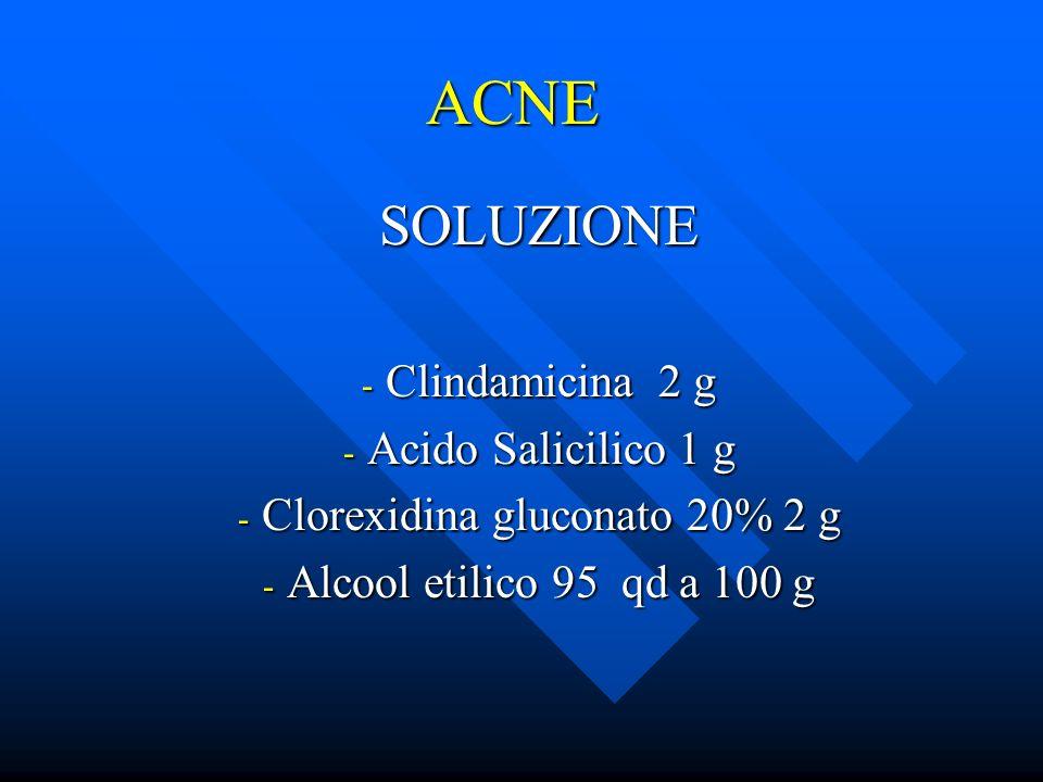 Clorexidina gluconato 20% 2 g