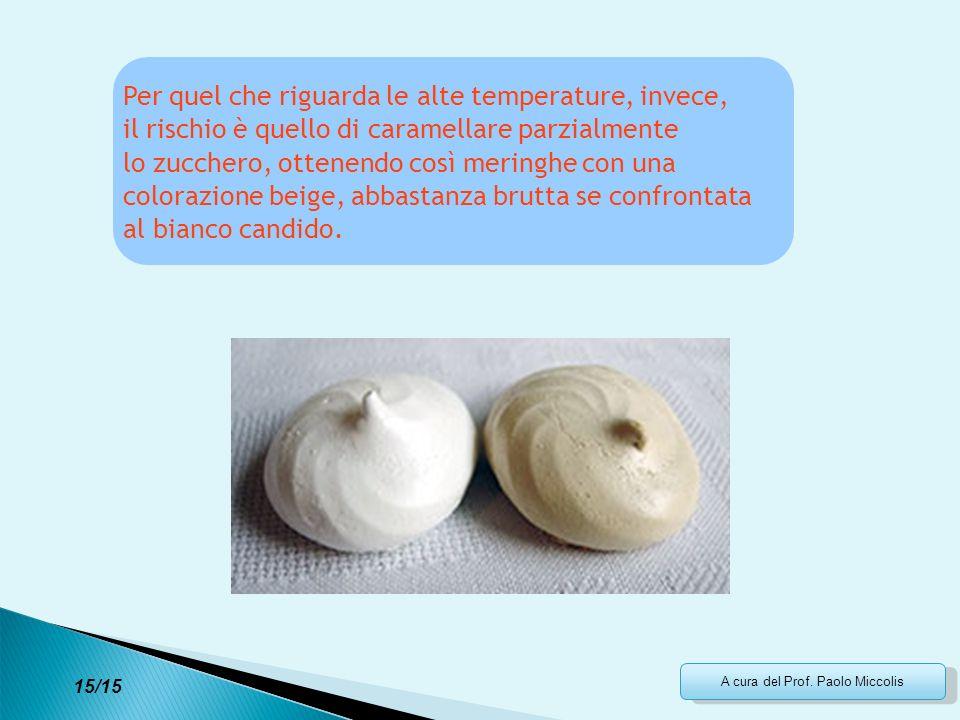 A cura del Prof. Paolo Miccolis
