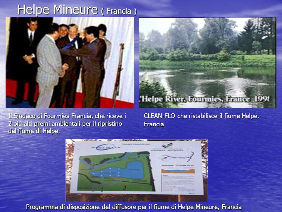Helpe Mineure ( Francia )