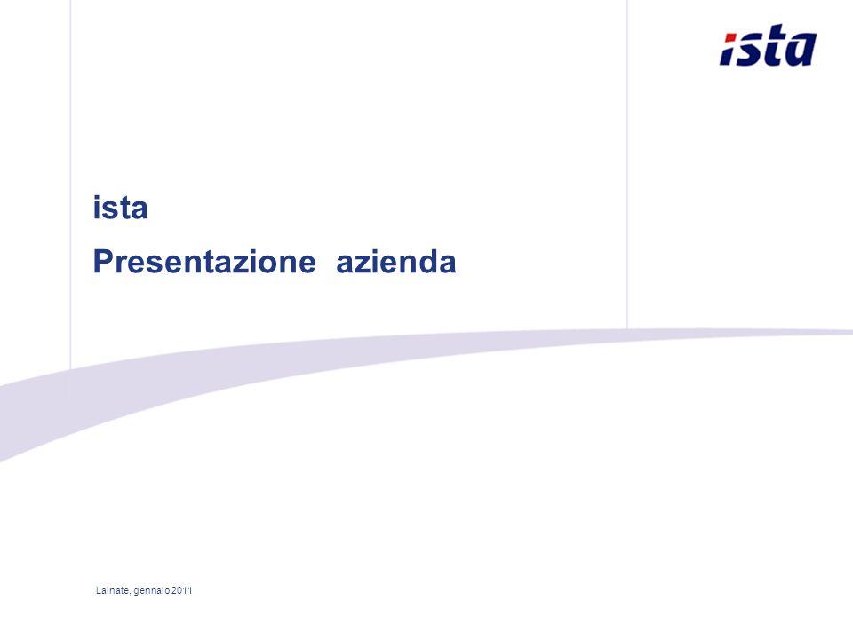 Presentazione azienda