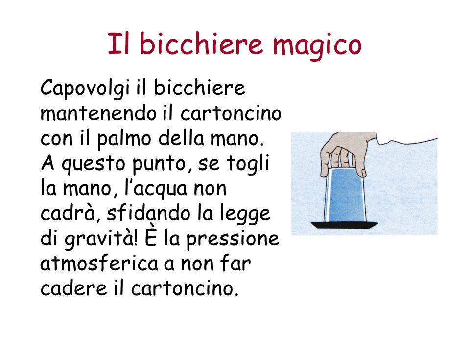Il bicchiere magico