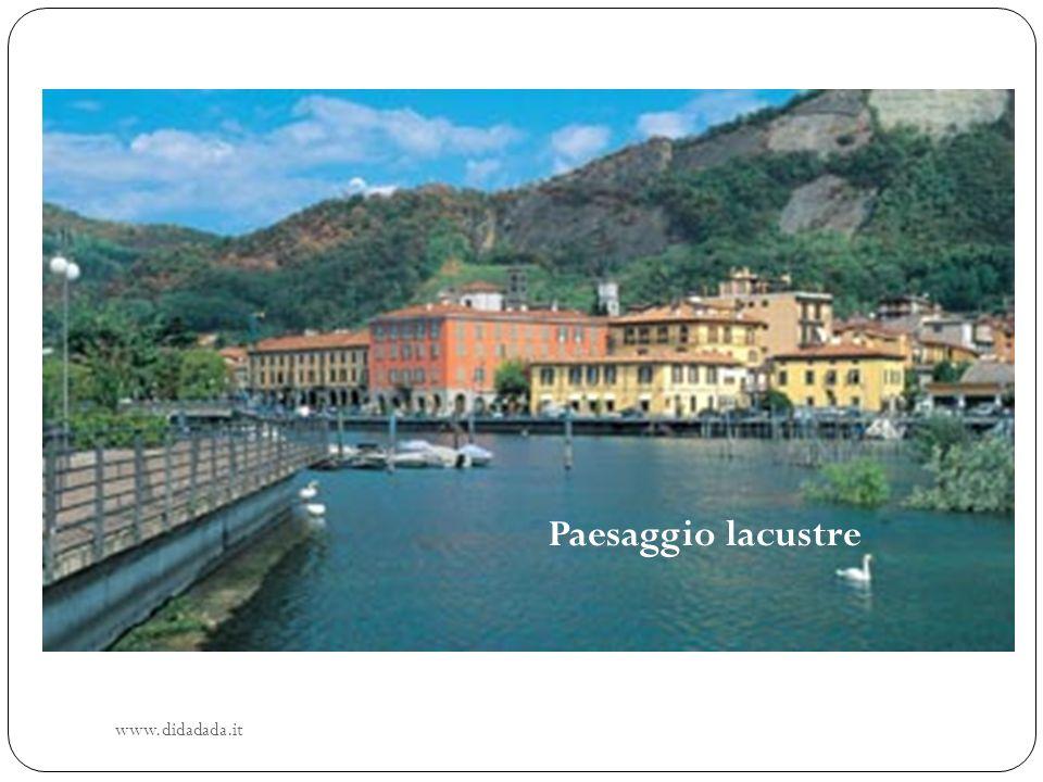Paesaggio lacustre www.didadada.it