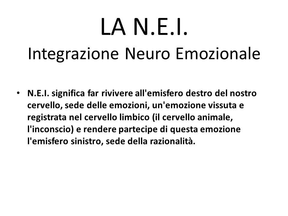 LA N.E.I. Integrazione Neuro Emozionale