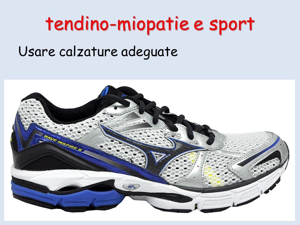 tendino-miopatie e sport