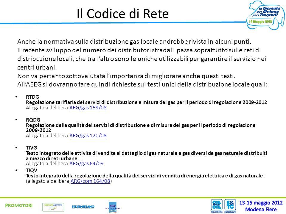 Il Codice di Rete 13-15 maggio 2012 PROMOTORI Modena Fiere