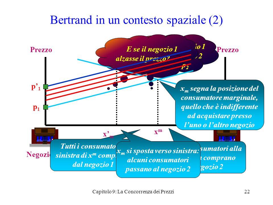 Bertrand in un contesto spaziale (2)