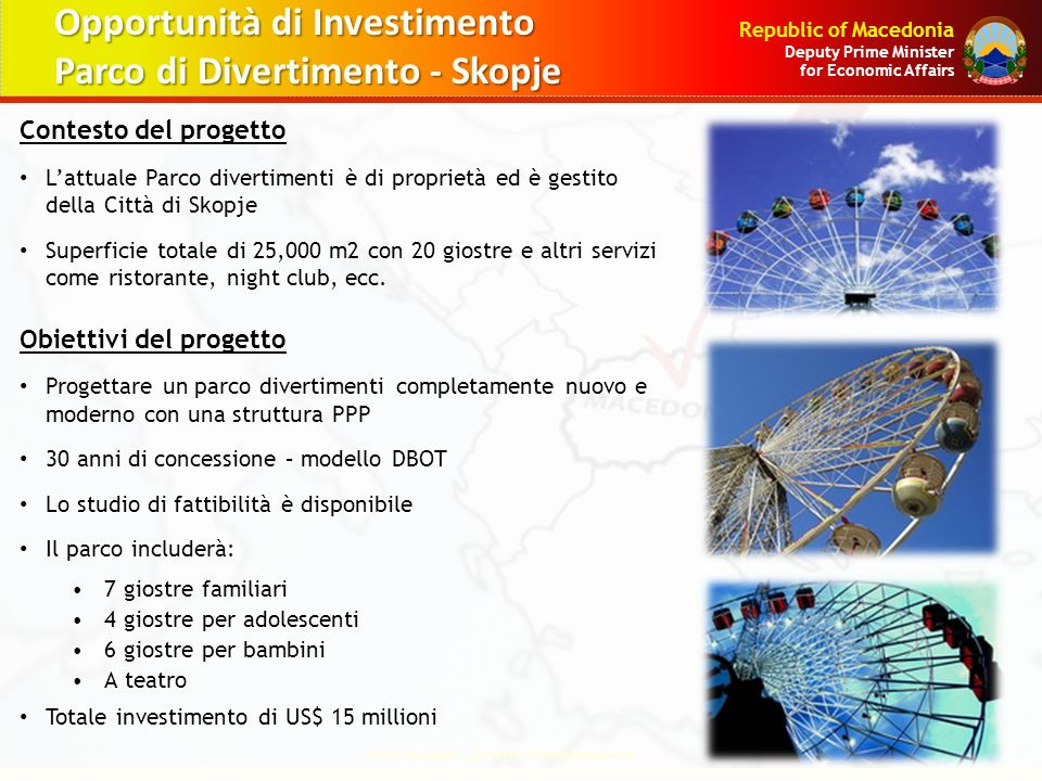 Invest Macedonia - Agency for Foreign Investments