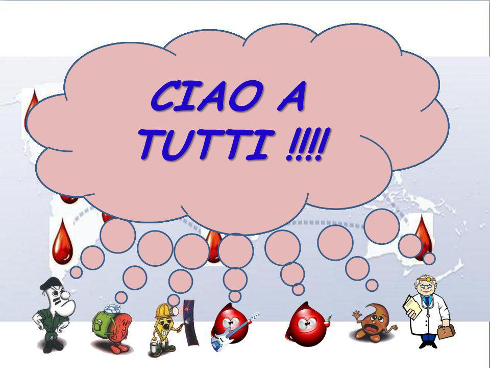 CIAO A TUTTI !!!!