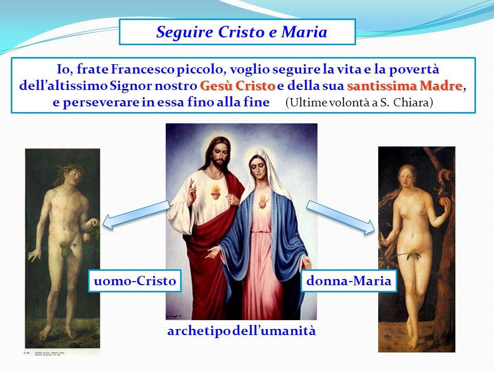 Seguire Cristo e Maria