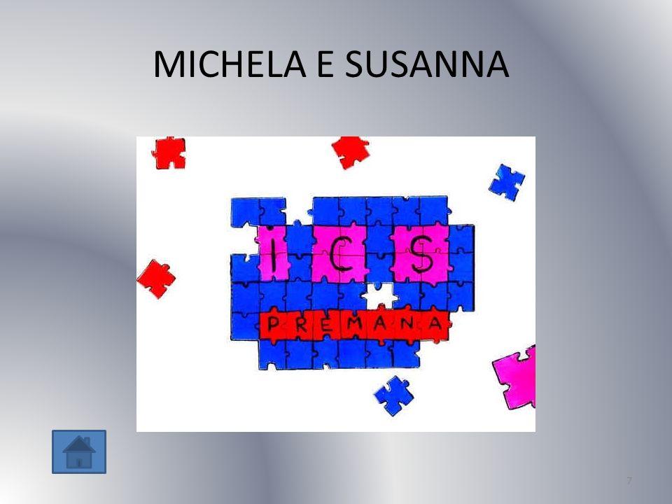 MICHELA E SUSANNA