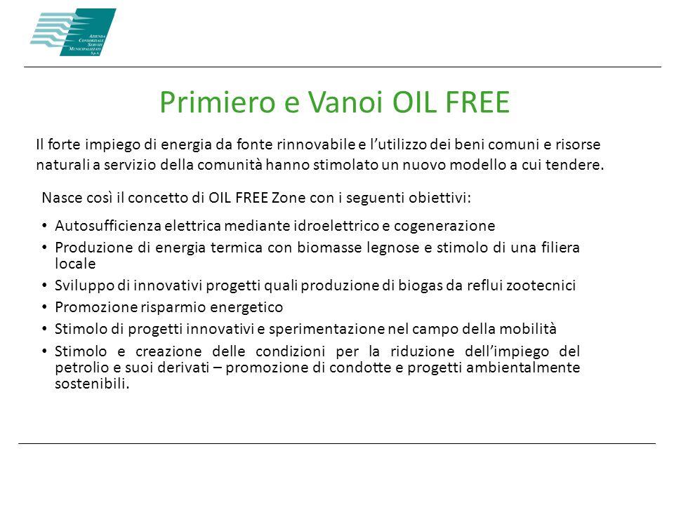 Primiero e Vanoi OIL FREE