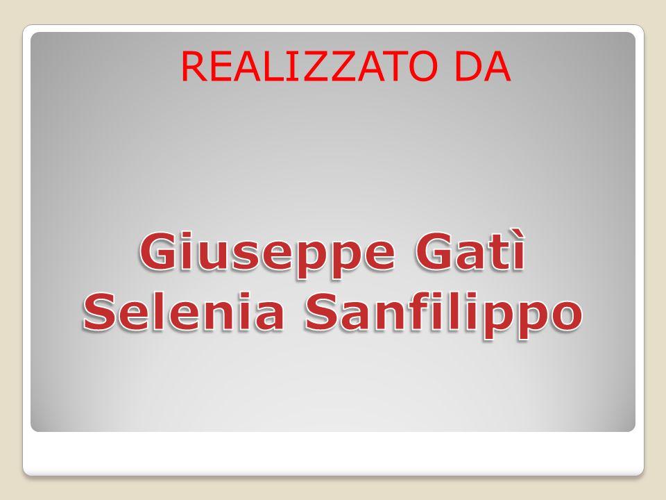 Giuseppe Gatì Selenia Sanfilippo