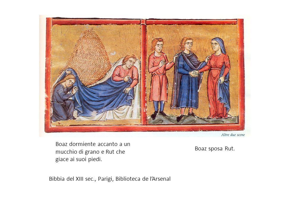Bibbia del XIII sec., Parigi, Biblioteca de l'Arsenal