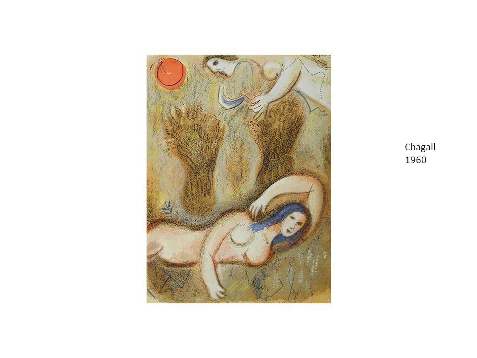 Chagall 1960.