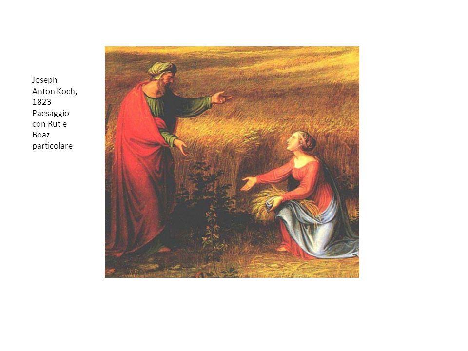 Paesaggio con Rut e Boaz