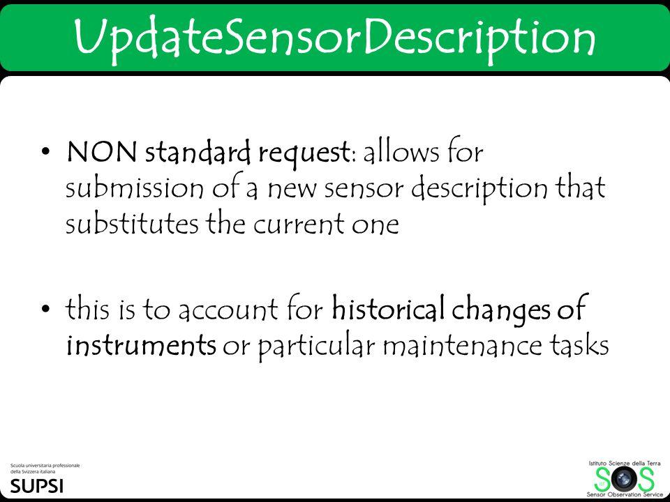 UpdateSensorDescription