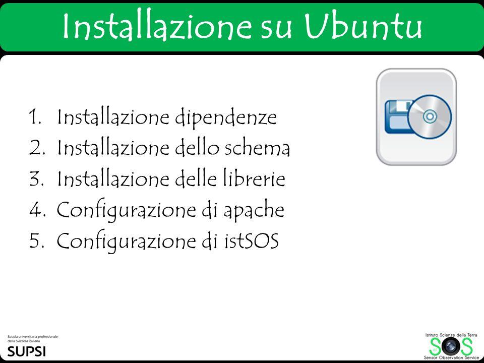 Installazione su Ubuntu