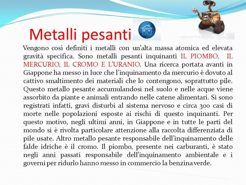 Metalli pesanti