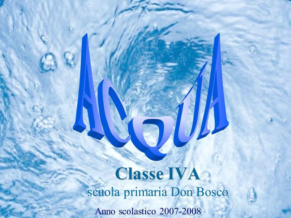Classe IVA scuola primaria Don Bosco