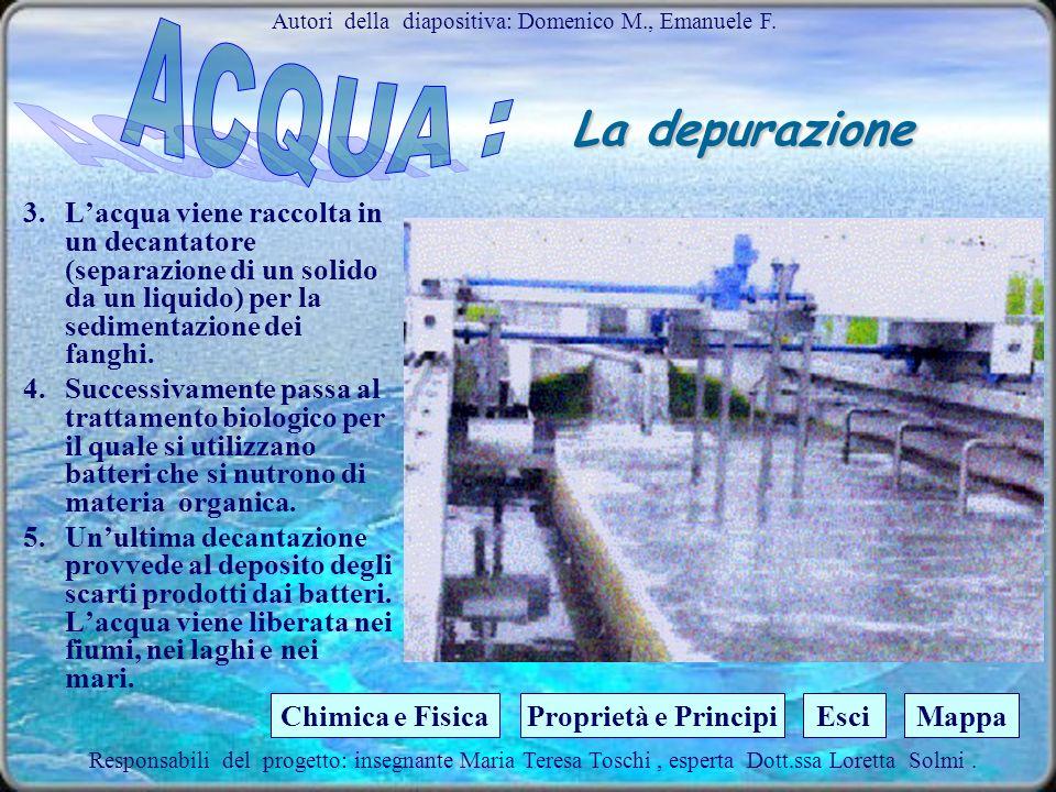 Autori della diapositiva: Domenico M., Emanuele F.