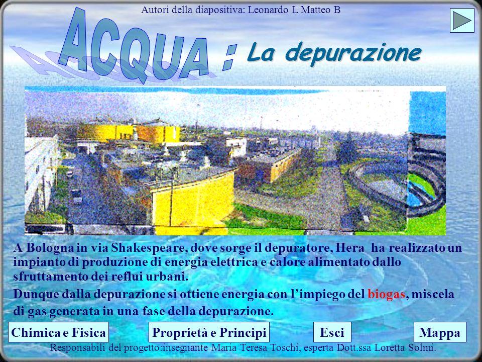 Autori della diapositiva: Leonardo L Matteo B