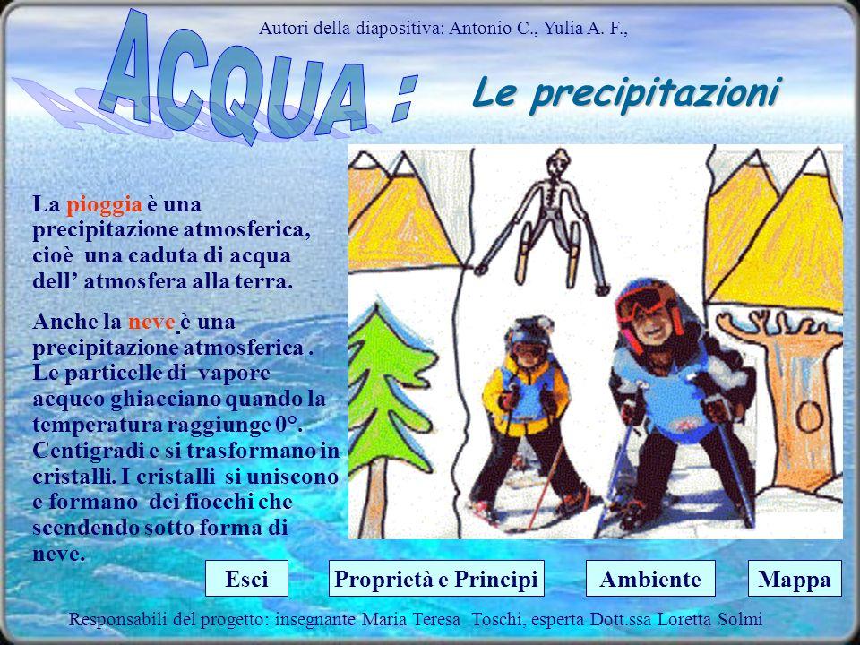 Autori della diapositiva: Antonio C., Yulia A. F.,